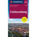Fuldaradweg guida in lingua tedesca
