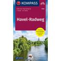 Havel-Radweg guida in lingua tedesca