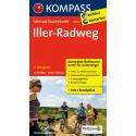 Illerradweg guida in lingua tedesca