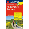 Kocher-Jagst-Radweg guida in lingua tedesca