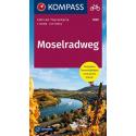 Moselradweg guida in lingua tedesca