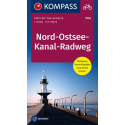 Nord-Ostsee-Kanal-Radweg guida in lingua tedesca