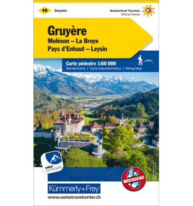 Gruyère, Moléson - La Broye