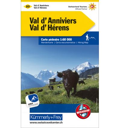 Val d'Anniviers, Val d'Hérens