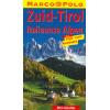Zuid-Tirol Italiaanse Alpen (holländische Ausgabe)